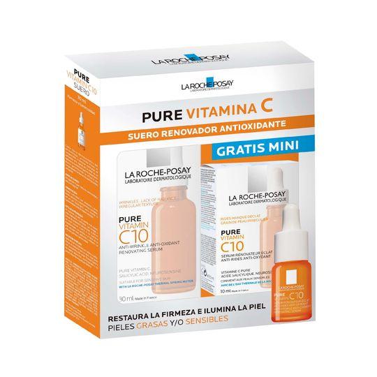 MEDIPIEL-rostro-antiedad-antioxidantes-pure-vitaminc-la-roche-posay